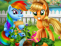 My Little Pony Veggie Garten
